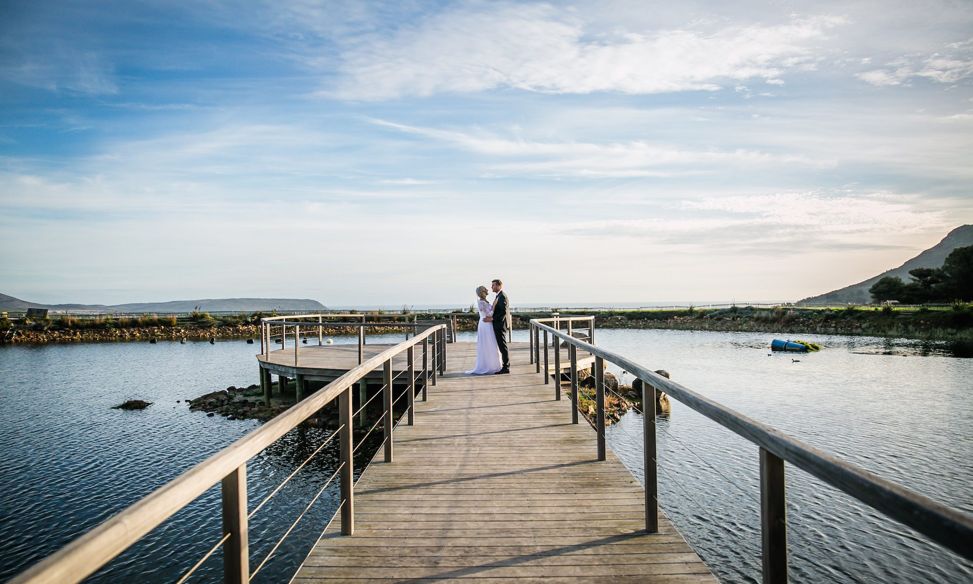 A Vineyard Wedding Venue With Sea Views: Wedding Venues By The Water At Reisefeber.org