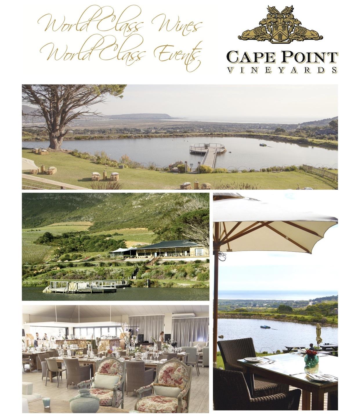 Function Venue Cape Point Vineyards