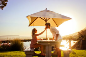 Vineyard Picnic in Cape Town
