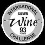 93 points International wine challenge